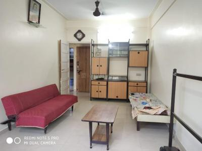 Gallery Cover Image of 600 Sq.ft 1 BHK Apartment for rent in  Cynarra Apartment, Kurla West for 30000