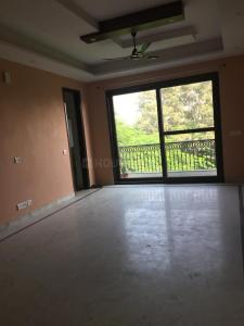 Gallery Cover Image of 1500 Sq.ft 3 BHK Independent Floor for rent in Chhattarpur for 17500