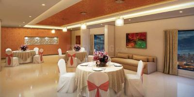Hall Image of 1105 Sq.ft 3 BHK Apartment for buy in Merlin Pristine, New Alipore for 11000000