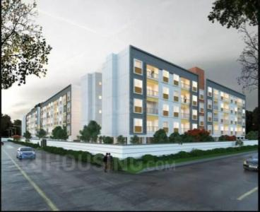 Gallery Cover Image of 826 Sq.ft 2 BHK Apartment for buy in Padapai for 3724000