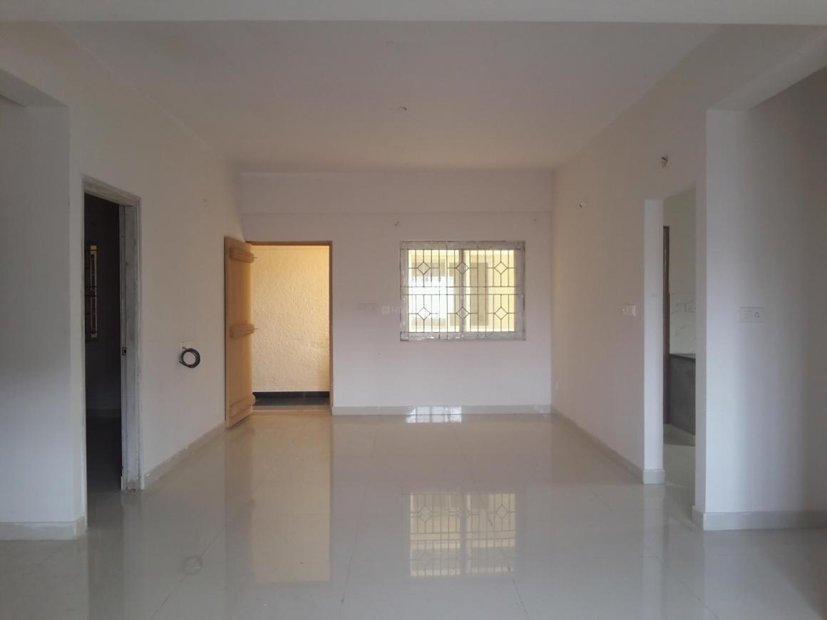 Living Room Image of 1300 Sq.ft 3 BHK Apartment for rent in Bikasipura for 20000