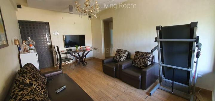 Hall Image of 750 Sq.ft 2 BHK Apartment for buy in Jatayu Buildings, Mira Road East for 8500000