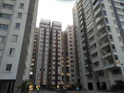 Gallery Cover Image of 760 Sq.ft 2 BHK Apartment for rent in Arvind Sporcia, Jakkur for 21000
