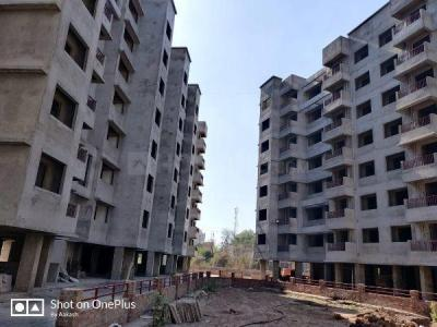 Gallery Cover Image of 575 Sq.ft 1 BHK Apartment for buy in Raj Tulsi Aadvik, Badlapur East for 2222500