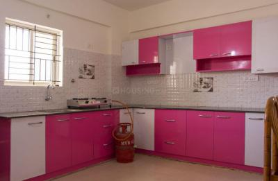 Kitchen Image of PG 4643787 Marathahalli in Marathahalli