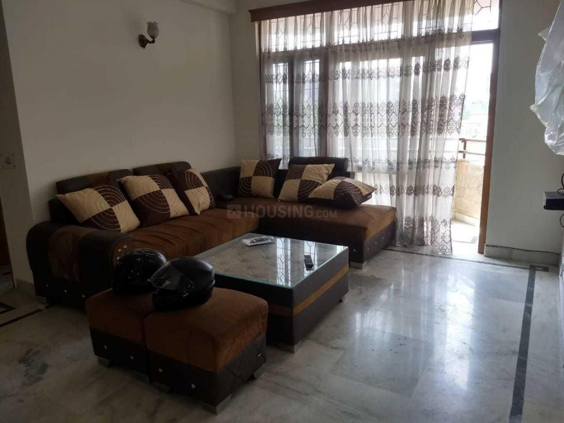 Living Room Image of 1800 Sq.ft 4 BHK Apartment for rent in Sector 19 Dwarka for 48000