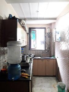 Kitchen Image of Sky PG in Patel Nagar