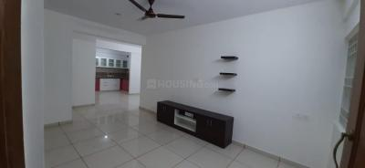 Gallery Cover Image of 1075 Sq.ft 2 BHK Apartment for rent in SLV Diamond, Essel Gardens for 15000