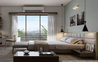 Gallery Cover Image of 1255 Sq.ft 2 BHK Apartment for buy in Godrej Woods Phase 1, Sector 43 for 12000000