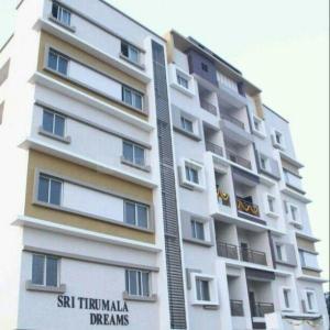 Gallery Cover Image of 1075 Sq.ft 2 BHK Apartment for rent in Rathi Constructions Rathi Sri Tirumala Dreams, Nawab Saheb Kunta for 16000