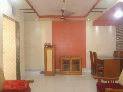 Gallery Cover Image of 1200 Sq.ft 3 BHK Apartment for rent in Rajhans Dreams, Vasai West for 20000