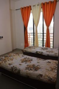 बोरीवली ईस्ट में दिनेश पीजी के बेडरूम की तस्वीर