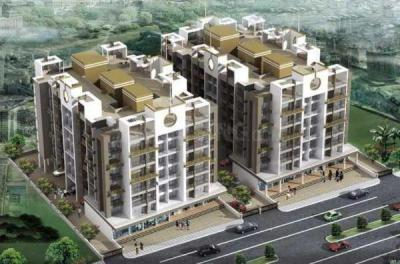 Gallery Cover Image of 685 Sq.ft 1 BHK Apartment for rent in Platinum Palacio, Ulwe for 9000