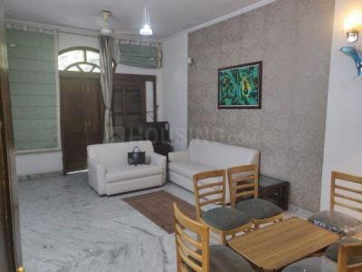 Gallery Cover Image of 1450 Sq.ft 3 BHK Independent Floor for rent in Block B Gujranwala Town RWA, Gujranwala Town for 45000
