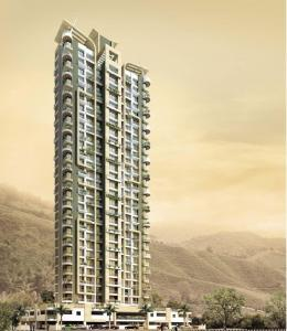 Gallery Cover Image of 1650 Sq.ft 3 BHK Apartment for buy in Paradise Sai Pearls, Kharghar for 13500000