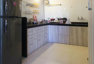 Kitchen Image of B-204, My World in Baner