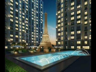 Gallery Cover Image of 1851 Sq.ft 3 BHK Apartment for buy in Kanakia Paris, Bandra East for 40100000