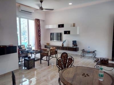 Gallery Cover Image of 673 Sq.ft 1 BHK Apartment for buy in Thane West for 8315000