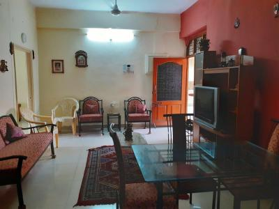 Gallery Cover Image of 1500 Sq.ft 3 BHK Apartment for rent in Himayat Nagar for 30000