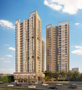 Gallery Cover Image of 593 Sq.ft 1 BHK Apartment for buy in Blumen, Vikhroli West for 9100000
