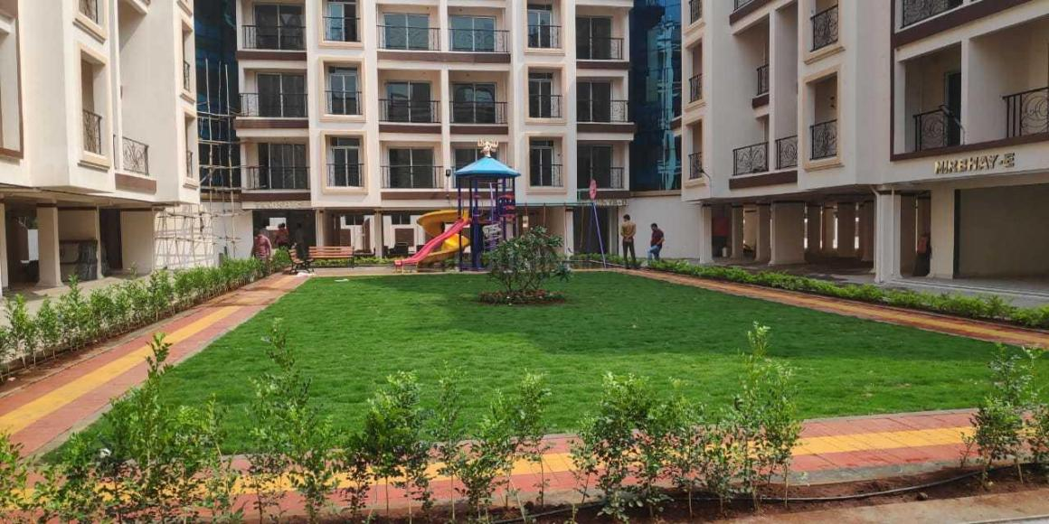 Building Image of 720 Sq.ft 1 BHK Apartment for rent in Taloje for 7000