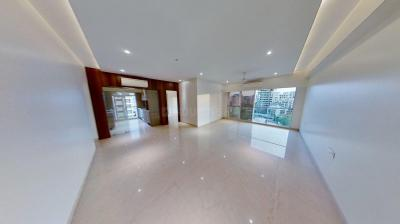 Gallery Cover Image of 1800 Sq.ft 3 BHK Apartment for rent in Khar West for 160000