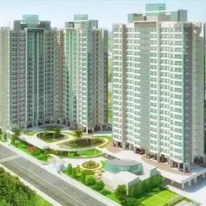 Gallery Cover Image of 665 Sq.ft 1 BHK Apartment for buy in Royal Oasis, Malad West for 10100000