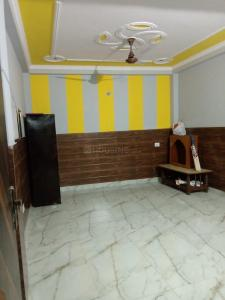 Gallery Cover Image of 500 Sq.ft 1 RK Independent Floor for rent in Chhattarpur for 6000