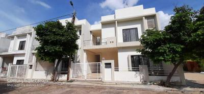 Gallery Cover Image of 2000 Sq.ft 5 BHK Independent House for buy in Swastik Smart Nu Town, Pirda-2 for 5300000