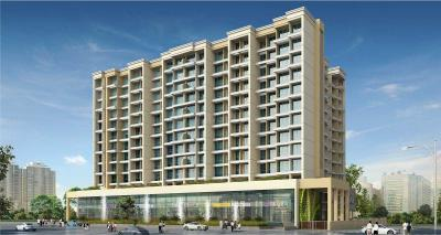 Gallery Cover Image of 665 Sq.ft 1 BHK Apartment for buy in Millennium Hilton, New Panvel East for 6300000