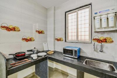 Kitchen Image of Oyo Life Pun851 in Dhanori