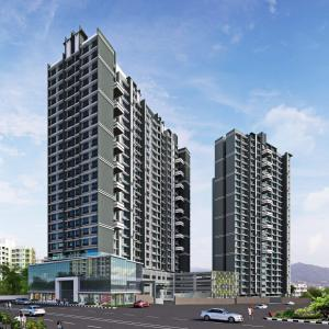 Gallery Cover Image of 535 Sq.ft 1 BHK Apartment for buy in Royal Pristo, Malad East for 5700000