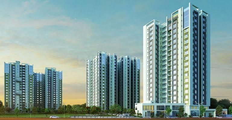 Building Image of 1628 Sq.ft 3 BHK Apartment for rent in Kamalgazi for 30000