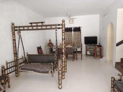 Gallery Cover Image of 2250 Sq.ft 3 BHK Independent House for rent in Memnagar for 50000