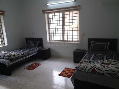 Bedroom Image of Kanan PG in Bommanahalli
