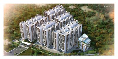 Gallery Cover Image of 1305 Sq.ft 2 BHK Apartment for buy in Gothic Pentagon Clouds, Bachupally for 6133500