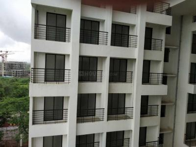 Gallery Cover Image of 360 Sq.ft 1 BHK Apartment for rent in Ghansoli for 8500