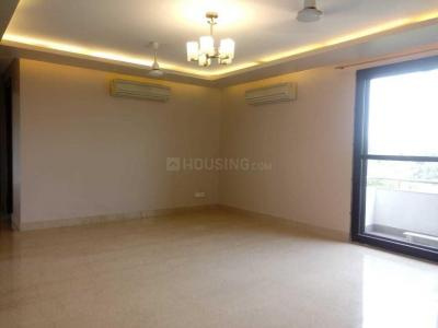 Gallery Cover Image of 2700 Sq.ft 3 BHK Independent Floor for rent in Defence Colony for 130000