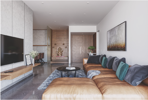 Living Room Image of 3483 Sq.ft 4 BHK Apartment for buy in Gota for 18200000