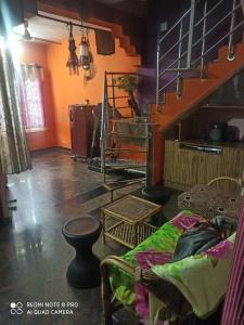 Gallery Cover Image of 700 Sq.ft 1 BHK Independent Floor for rent in Wilson Garden for 15000