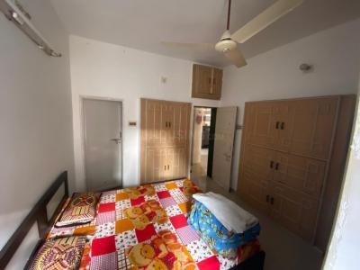 Bedroom Image of 756 Sq.ft 2 BHK Apartment for buy in Ghatlodiya for 3800000
