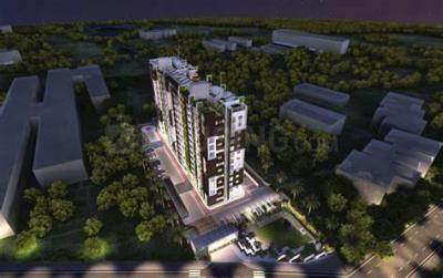 Gallery Cover Image of 1279 Sq.ft 2 BHK Apartment for buy in CoEvolve Northern Star, Chokkanahalli for 8200000