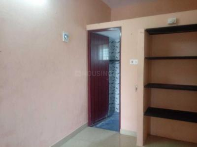 Gallery Cover Image of 300 Sq.ft 1 RK Independent Floor for rent in Semmancheri for 4500