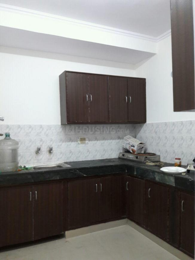 Kitchen Image of 600 Sq.ft 1 BHK Apartment for rent in Sector 11 Dwarka for 15000
