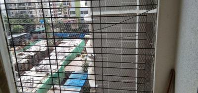 Balcony Image of Paying Guest Accommodation For Ladies Near Dn Nagar Metro Station in Andheri West