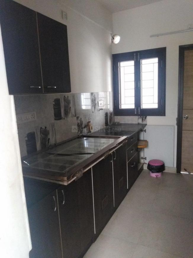 Kitchen Image of 1450 Sq.ft 3 BHK Apartment for rent in Thoraipakkam for 30000