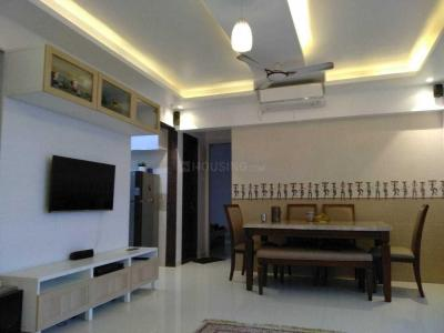 Gallery Cover Image of 1170 Sq.ft 2 BHK Apartment for rent in Ghansoli for 50000