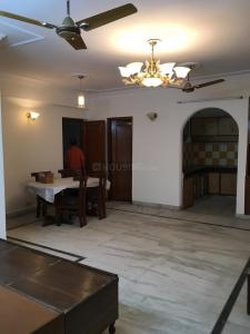 Gallery Cover Image of 1200 Sq.ft 2 BHK Independent Floor for buy in Masjid Moth Village for 8100000