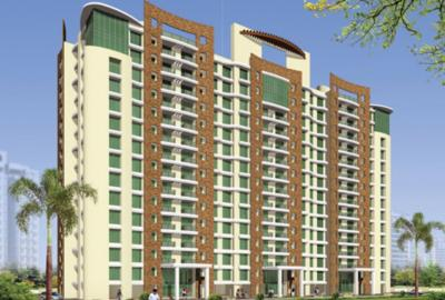 Gallery Cover Image of 695 Sq.ft 1 BHK Apartment for buy in DV Shree Shashwat, Mira Road East for 6600000