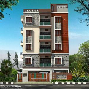 Gallery Cover Image of 2400 Sq.ft 5 BHK Independent House for buy in Vidyaranyapura for 12500000